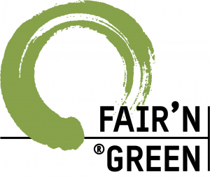 FAIR' N GREEN Logo
