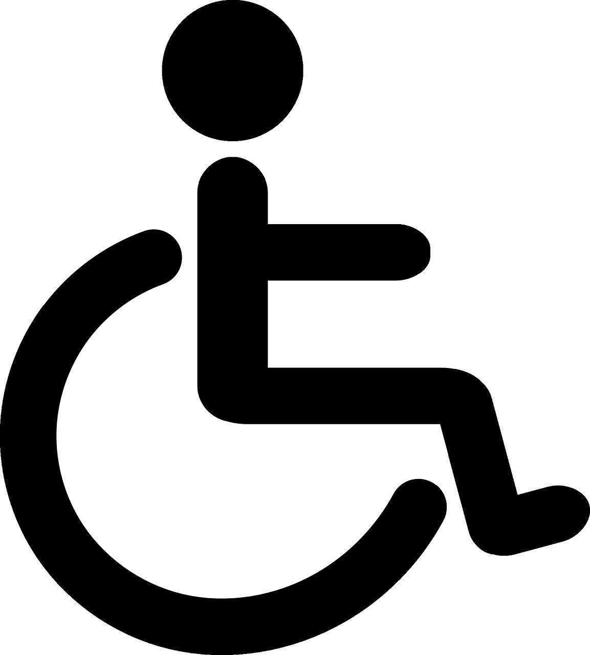 Behindertengerechtes Einkaufen
